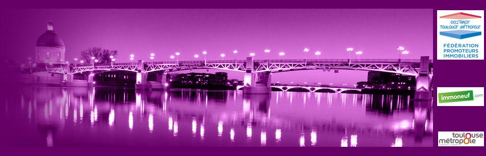 Invitation gratuite au salon du logement neuf de Toulouse